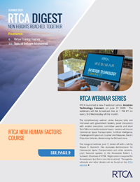 Photo of RTCA Digest – Summer 2020